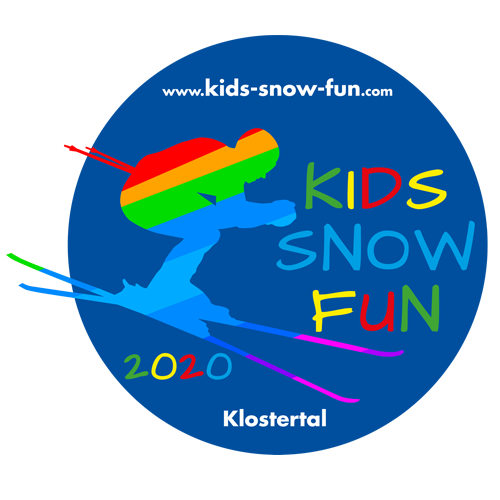 Logo Kids Snow Fun